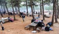 Dülük Tabiat Parkı bir yılda 235 bin ziyaretçiyi ağırladı