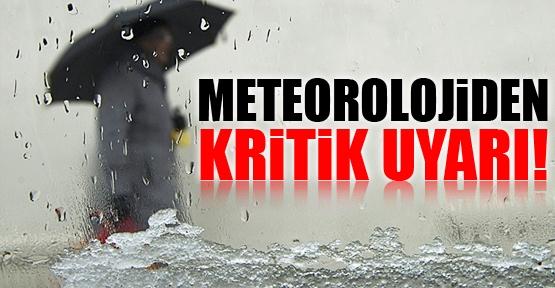 Meteoroloji'de Şanlıurfalılara Uyarı