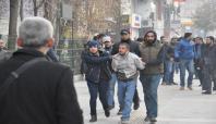 Batman'da çıkan olaylarda 7 kişi gözaltına alındı