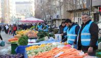 Elazığ'da semt pazarlarına yeni düzenleme