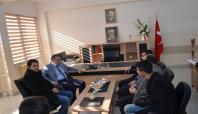 Hasankeyf'te eğitimi değerlendirme toplantısı yapıldı