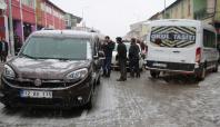 Karlıova'da zincirleme trafik kazası