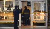 Gaziantep'te kuyumcu soygununda çatışma:3 yaralı