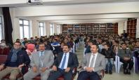 Bitlis'te 'Özgüven, Azim ve Çalışkanlık' semineri verildi