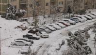 Mardin'de eğitime kar engeli