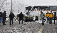 Kocaeli'de zincirleme kaza: 1ölü, 30 yaralı