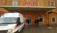 Kızıltepe'de servisin çarptığı öğrenci ağır yaralandı