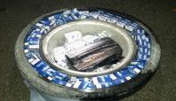 Rize'de 7 bin paket kaçak sigara ele geçirildi