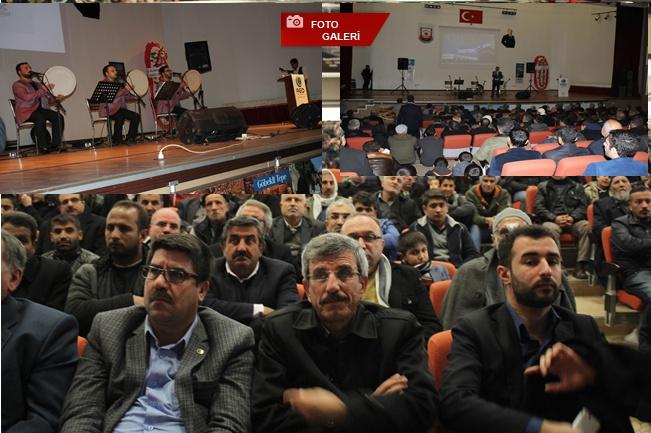 AGD Şanlıurfa'da Mekke'nin Fethi Programı Düzenledi