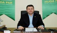 HÜDA PAR Genel Sekreteri Yavuz: Heyetler arası görüşme yok