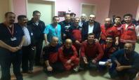 Türkiye Kamu Hastaneleri Kurumu Başkan Yardımcısı Cizre'de