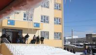 Midyat'ta okullar tatil edildi