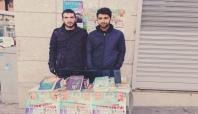 Ardahan'da siyer sınavı stanttı açıldı