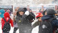 Diyarbakır'ın dört ilçesinde kar tatili
