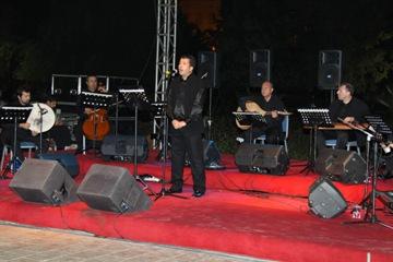 Hz. İbrahim ve Hz. Eyyup konseri