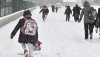 Ağrı Bitlis ve Şanlıurfa'da eğitime kar engeli