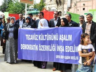 Şanlıurfa Bdp Kadın Meclisinden Açıklama