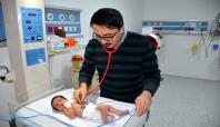 Bitlis Devlet Hastanesi'nde 'Yeni Doğan Polikliniği' açıldı