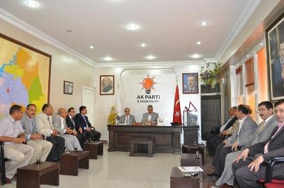 İl Genel Meclis üyeleri ve Belediye başkanları toplandılar