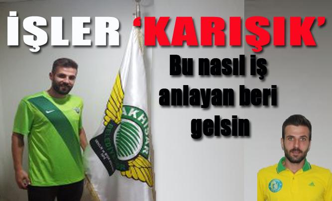 Şanlıurfaspor'un beğenmediği Kenan Karışık Akhisar Belediyespor'da