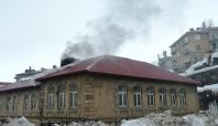 Bitlis'te kardan sonra yağmur etkili olmaya başladı