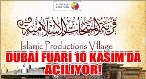 Türk Ürünleri Dubai pazarını fethedecek