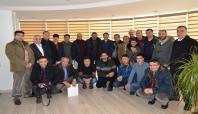 Bitlis'te gazeteciler günü etkinliği düzenlendi