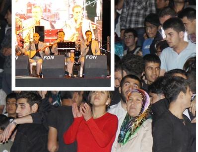 6. Uluslararası Kültür ve Sanat Festivali Sona Erdi