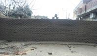 Nusaybin'de yeni çukur ve barikatlar oluşturuluyor