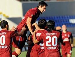 Trabzonsporun zirve hesabı