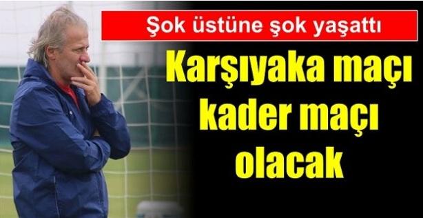 Şanlıurfaspor Karşıyaka maçı kırılma noktası olacak