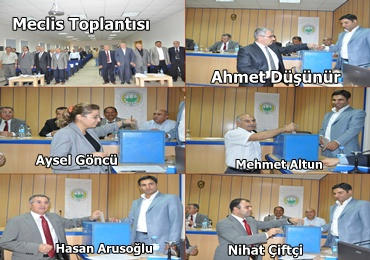 Katı Atık Belediyeler Birliği Meclis Toplantısı
