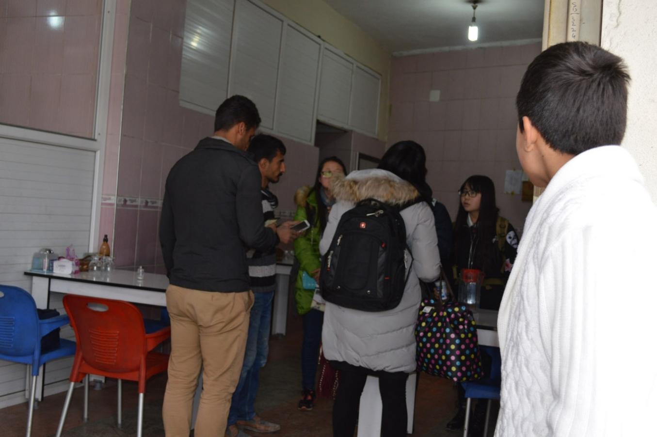 Urfalılar misyonerlik faliyetlerine tepkili