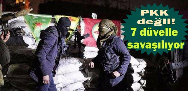 PKK adına savaşan 300 yabancı imha edildi