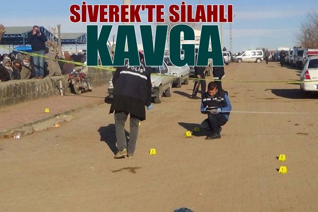 2 Grup arasında silahlı kavga: 4 yaralı