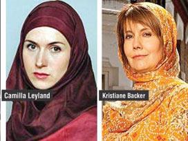 İngilizler İslamı seçen ünlü kadınları konuşuyor