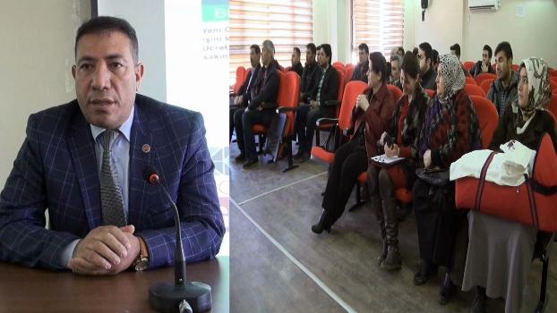 Hilvan'da KOSGEB Girişimcilik Kursları Başladı