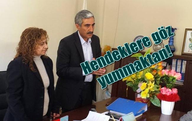 Belediye eş başkanları tutuklandı