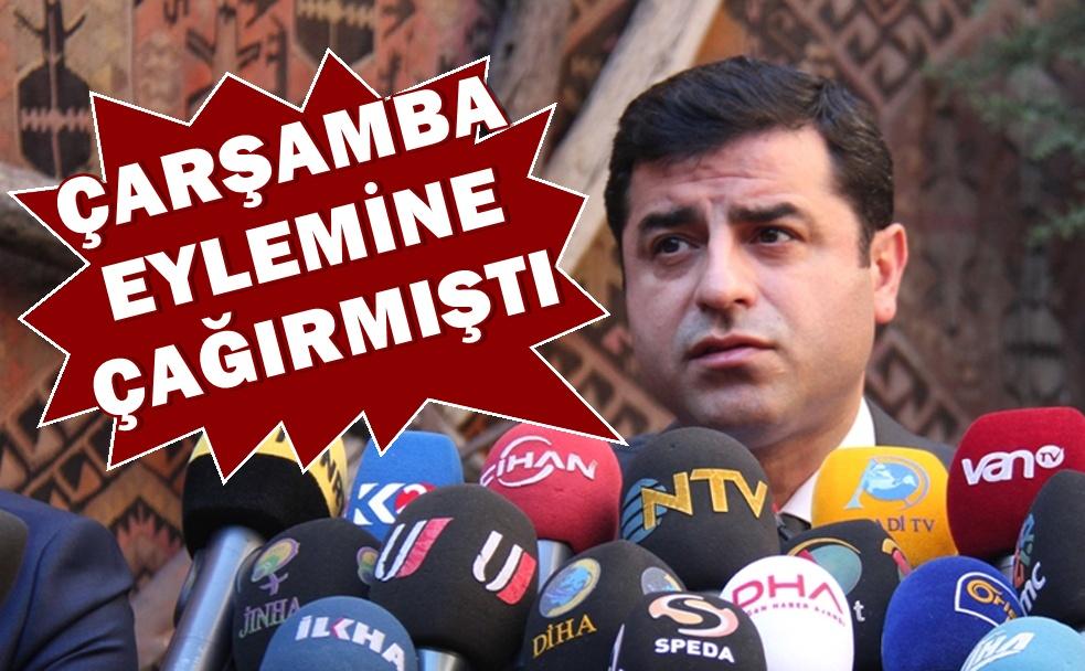 Diyarbakır Cumhuriyet Başsavcılığından Demirtaş'a Şok!