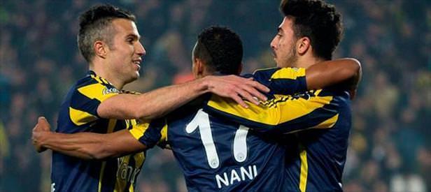 Fenerbahçe Beşiktaş'a 11 maçtır yenilmiyor