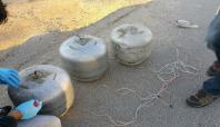 Bomba yüklü araç operasyonu: 6 gözaltı