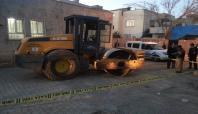 İş makinesinin altında kalan çocuk hayatını kaybetti