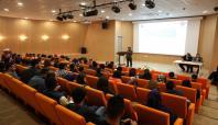 BÜ'de destekleme programı anlatıldı