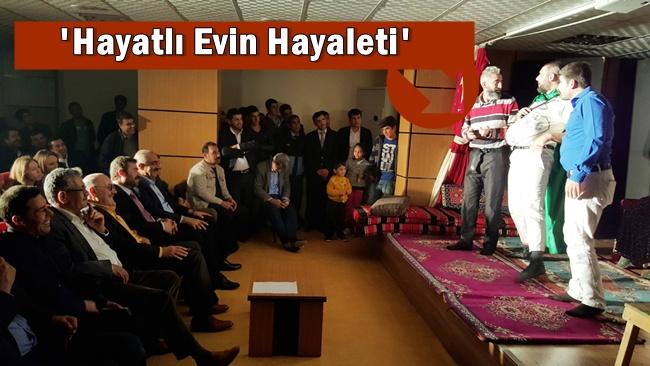 Hilvanlılar Bedeva Tiyatroyu Görüncü...
