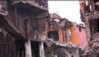 Sur'da 11 kişi daha tahliye edildi