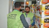 Umut Kervanı'ndan Cizre'ye yardım