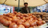 Kuru soğan fiyatında yüzde 28'lik artış