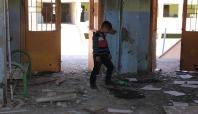 Çatışmalar nedeniyle Cizre'de eğitim kurumları çöktü