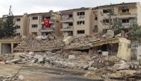 Nusaybin'deki saldırının tahribatı ortaya çıktı