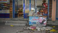 İşyerine elyapımı bomba atıldı